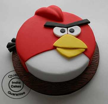 Angry Birds Cake_1