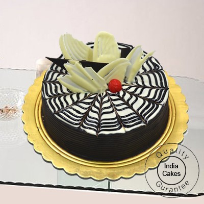 Half Kg Chocolate Ceramic Cake