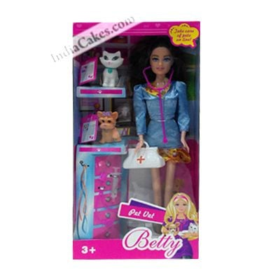 Betty Pet Doctor Set