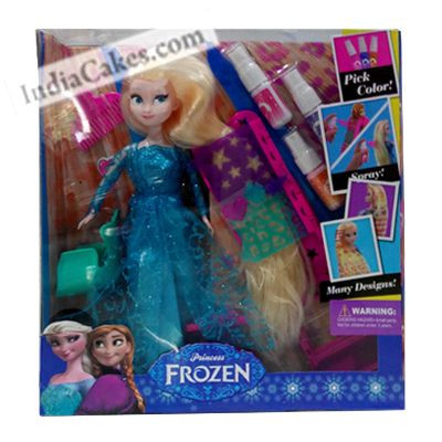 Princess Frozen Doll
