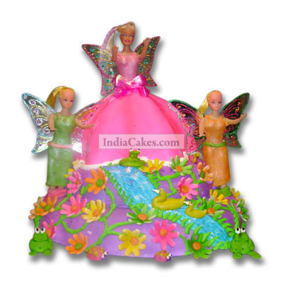 2 Kg Fairyland Theme Cake Pune