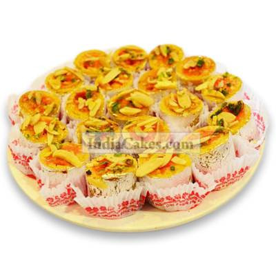 1 Kg Dry Fruit Sweets
