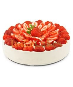 1 Kg Strawberry Mousse Cake