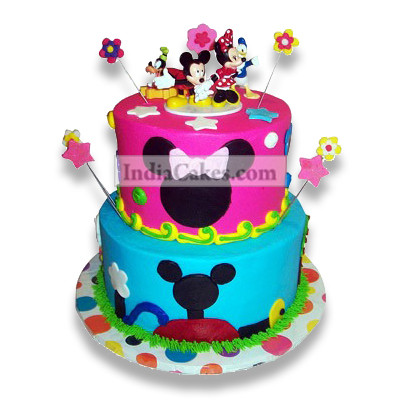 5 Kg Disney Birthday Cake