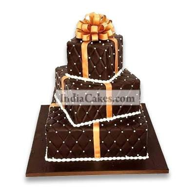 6 Kg Wedding Celebrations Cascade Cake