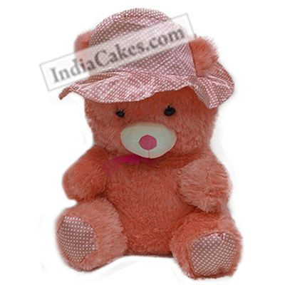 Orange Color Teddy Bear 30 cm