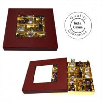 25 Pcs Red Color Chocolate Box