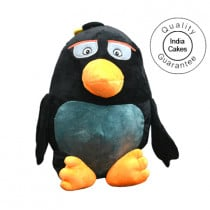 Angry Bird Black Softtoys