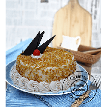 Eggless Half Kg Butterscotch Cake_2