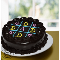 Eggless Cake for Father