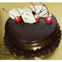 Eggless Chocolate Gateu
