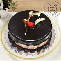 Half Kg Eggless Chocolate Sensation Cake
