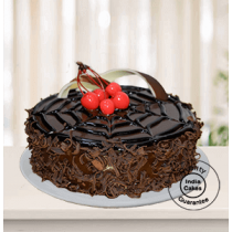 Eggless Fantastic Chocolate Cake