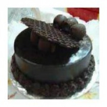 Eggless Chocolate Truffle Five Star Quality Cake 1 Kg