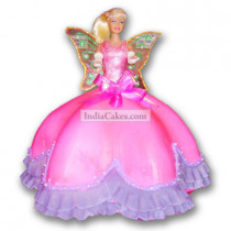 4 Kg Angel Doll Cake