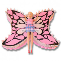 Fondant Fairy Doll Cake Two Kilogram