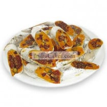 1 Kg Dry Fruit Roll Sweets
