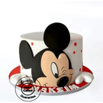 Mickey Mouse Clubhouse Cake_3