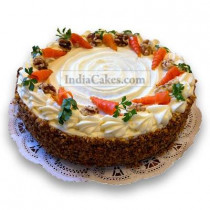Fondant Carrot Cake Two Kilogram