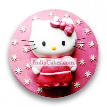 3 Kg Hello Kitty Cake