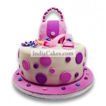 4 Kg Princess Birthday Cake