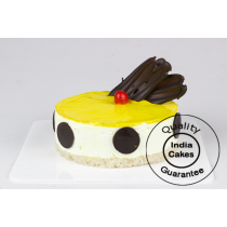 Pineapple Mousse Cake 1 Kg
