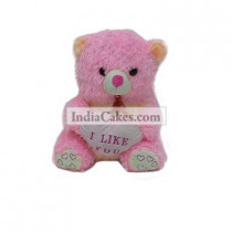 30 cm Pink Color Teddy Bear
