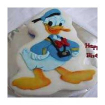 2 Kg Donald Duck Cake