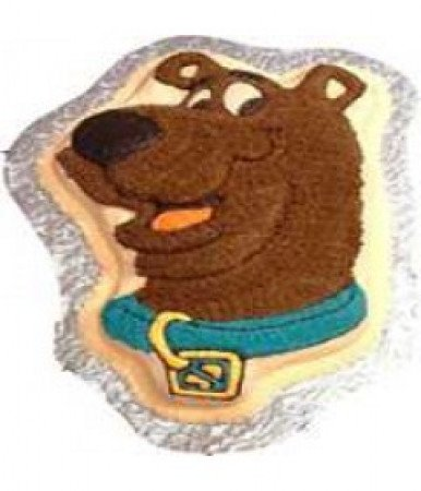 Scooby Doo Cartoon Cake 3 Kg